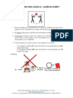 Normas e Instrucciones