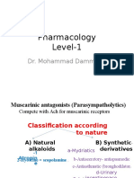 Pharmacoloy Level 1