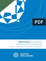 Protocolo Controle Glicémia