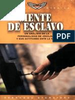 Bernardo Stamateas - Mente de Esclavo