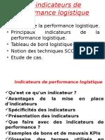 Les Indicateurs de Performance Logistique LP
