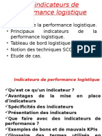 Les Indicateurs de Performance Logistique LP