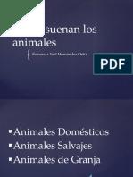 Como Suenan Los Animales