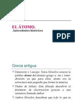 C1.3 EL ÁTOMO