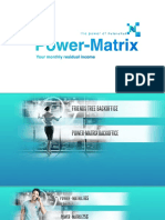 powermatrix en
