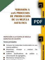 8 Producción de Mezcla Asfáltica