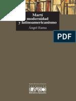 Angel Rama Marti Ayacucho