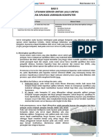 1 Modul Administrasi Server (Kebutuhan Server)