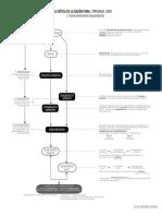 Diagrama- Teoría Elemental Trascendental de Kant