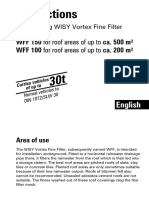 Installation Manual-WFF 100 150