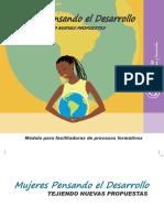 Mujeres Pensando Desarrollo