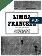 Limba Franceza Manual Pentru Anul I de Studiu