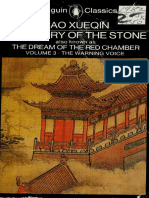 The Story of the Stone the Warning Voice (Volume III)