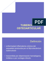 Tuberculosis Osea