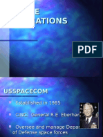 Space+Operations