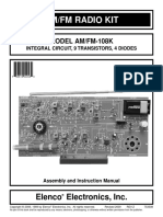 AM/FM Radio Kit Manual