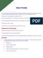 Ring Frame