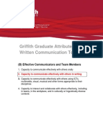 Written Communication Toolkit