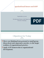 Class 4- Organizational Issues and AOP.ppt