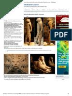 40000 Years Old Narasimha Idol Found in Hohlenstein-Stadel, Germany - Archeology