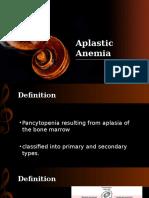 Slide Anemia Aplastik