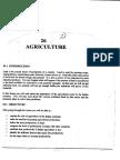 l 26 Agriculture