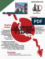 La crisis financiera y Japón