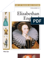 A History of Fashion and Costume Elizabeth An