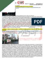 Acuerdos Asambleas en Tragsa contra el ERE