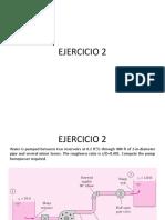 EJERCICIO 2 TUBERIAS