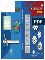 Telangana 8th class Mathematics Text book