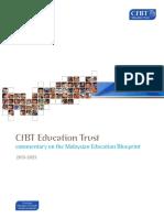 CfBT Blueprint Report Malaysia