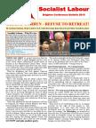Socialist Labour Conference Bulletin
