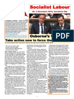 Socialist Labour No.2 November 2015,