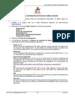 ProtocoloProtocolo Obtencion Fichas Homologacion Obtencion Fichas Homologacion