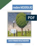 Slide Curs Mediere 2011