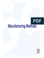 3.Manufacturing Methods