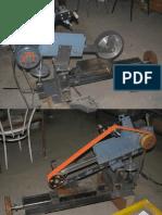 Modelos de Lixadeiras Para Cutelaria