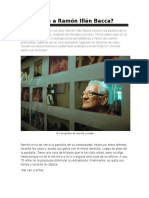 Quién Lee a Ramón Illán Bacca