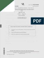 Unit 2 - Paper 2 - 2013