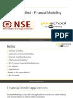 Financial Modelling 2016