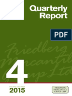 Fourth Quarter 2015 - Quarterly Report