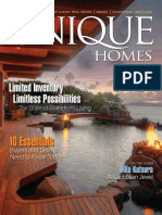 Unique Homes - Summer 2015 USA