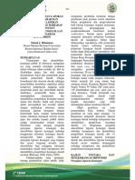 Pengaruh Penyajian Laporan Keuangan Daerah Dan Aksesibilitas Laporan Keuangan Daerah Terhadap Transparansi Dan Akuntabilitas Pengelolaan Keuangan Daerah Kota Ambon