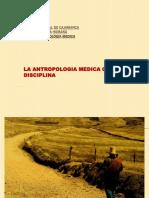 Antropología Médica Como Disciplina