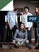 Lost Boys of Utah - EXIT 27 Press Kit