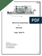 Manual Torno Fagor 8055-Tc