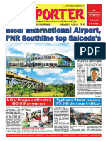 Bikol Reporter January 3 - 9, 2016 Issue