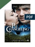 Singh, Nalini - L'Esclave Des Sens (2012)