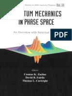 Quantum Mechanics in Phase Space